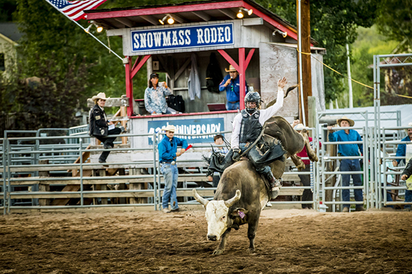 Snowmass rodeo lo