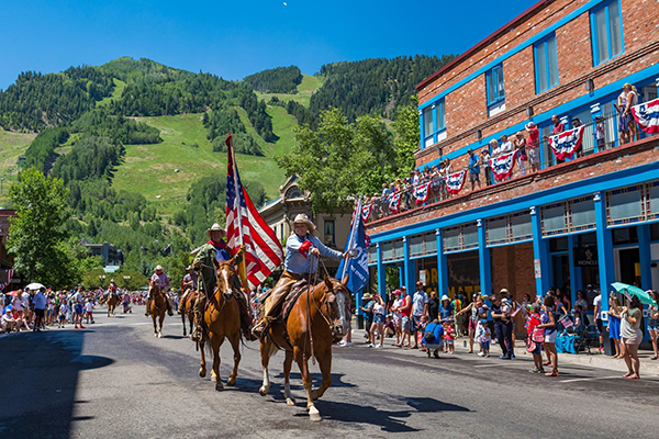 Aspen Fourth of July lo