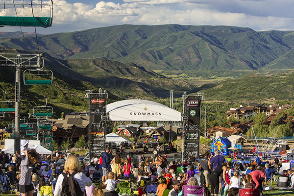 Snowmass Concert lo
