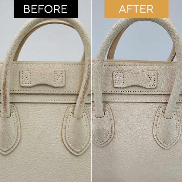 Discolouration Celine Off White - Touchup