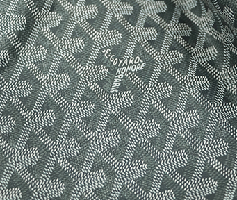 Leather Tag Serial Number - Goyard