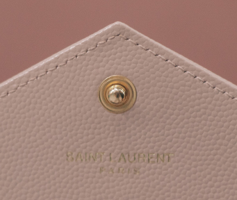 Leather Tag Serial Number - Saint Laurent