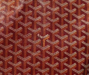 Exterior Material - Goyard