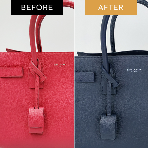 YSL Pink to Navy - Recolour