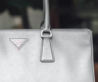 Leather Tag Serial Number - Prada