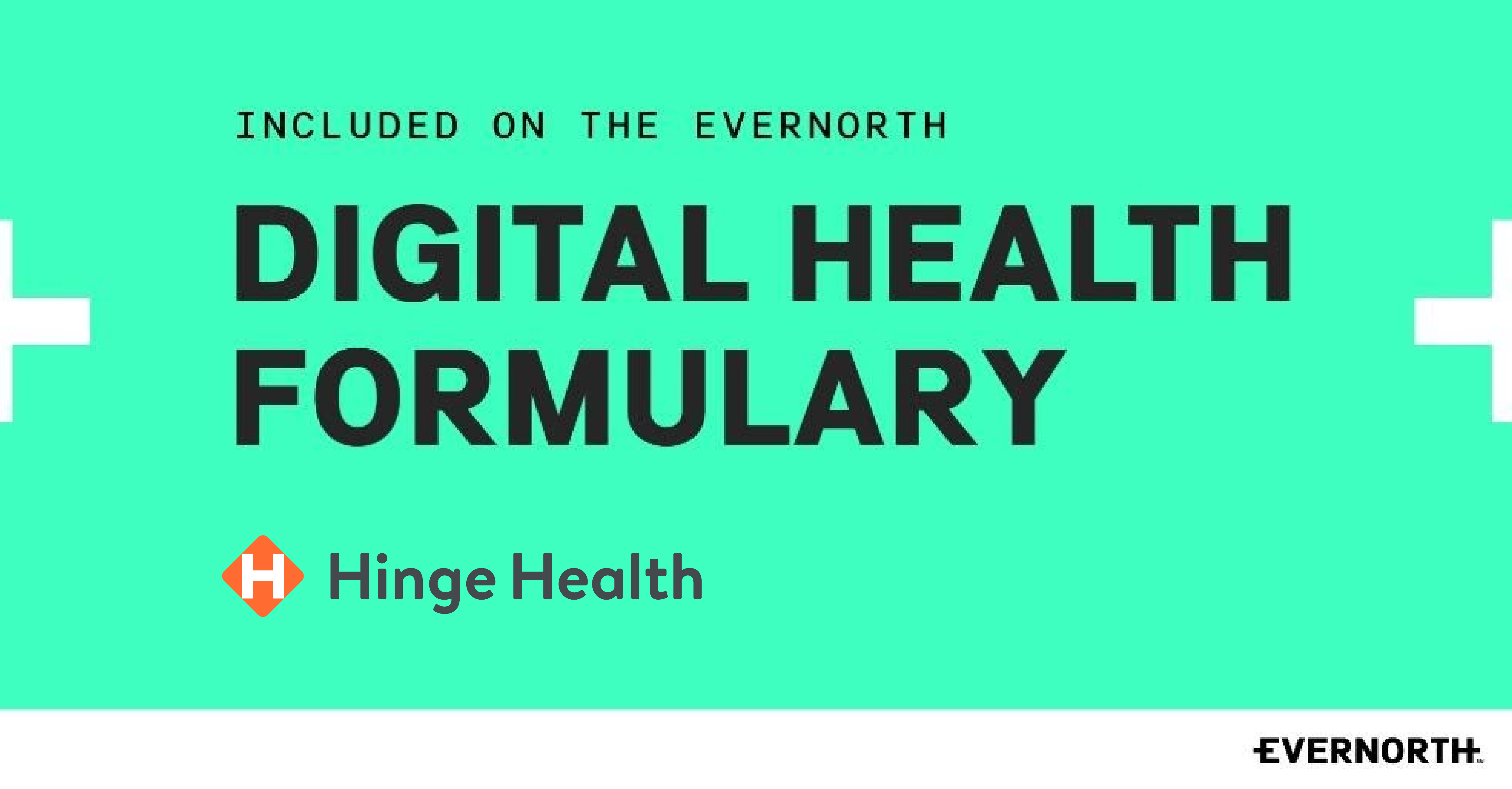 Evernorth Hinge Health