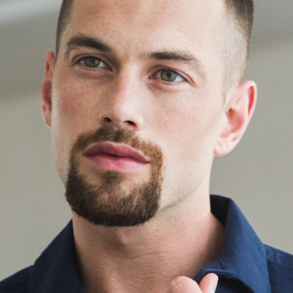Goatee styles for a square face