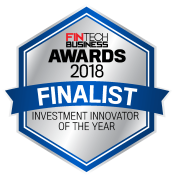 Award Logo - Fintech Business 2018