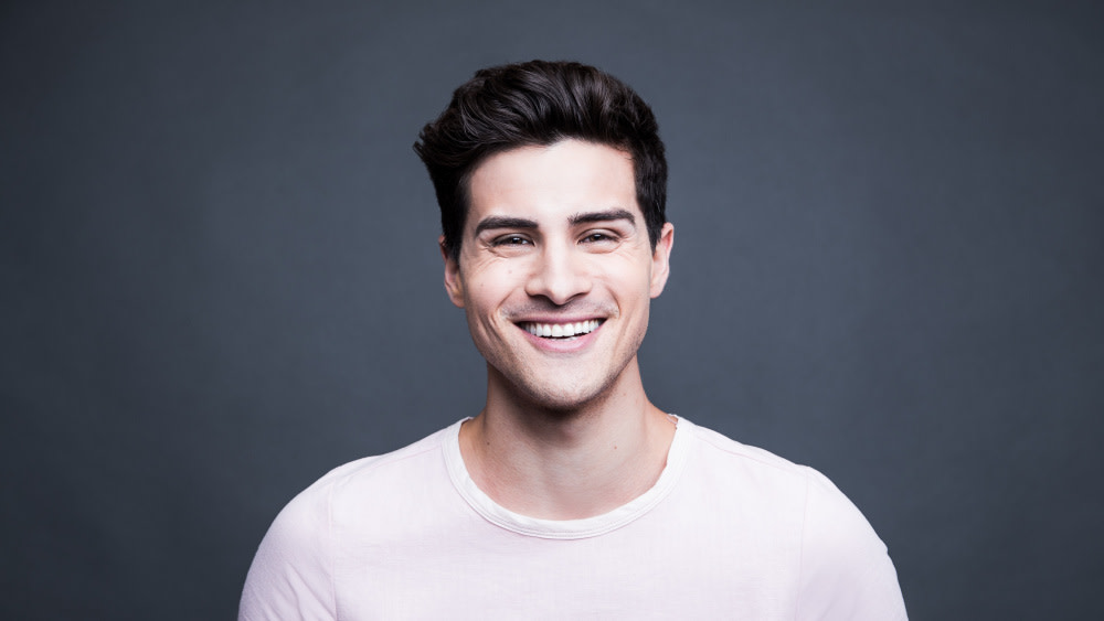 Anthony Padilla headshot
