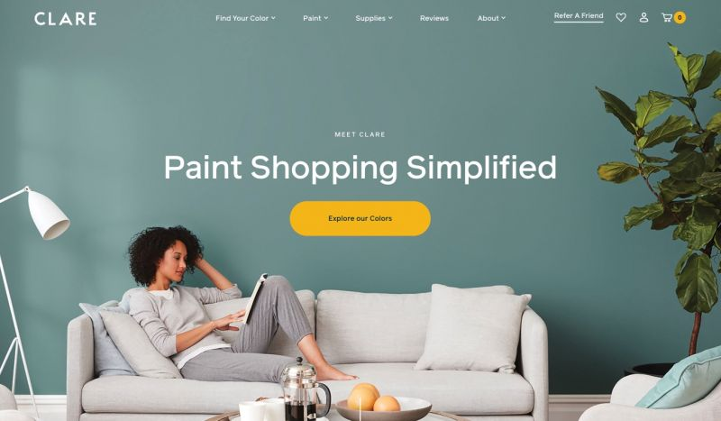 Best Shopify stores Clare