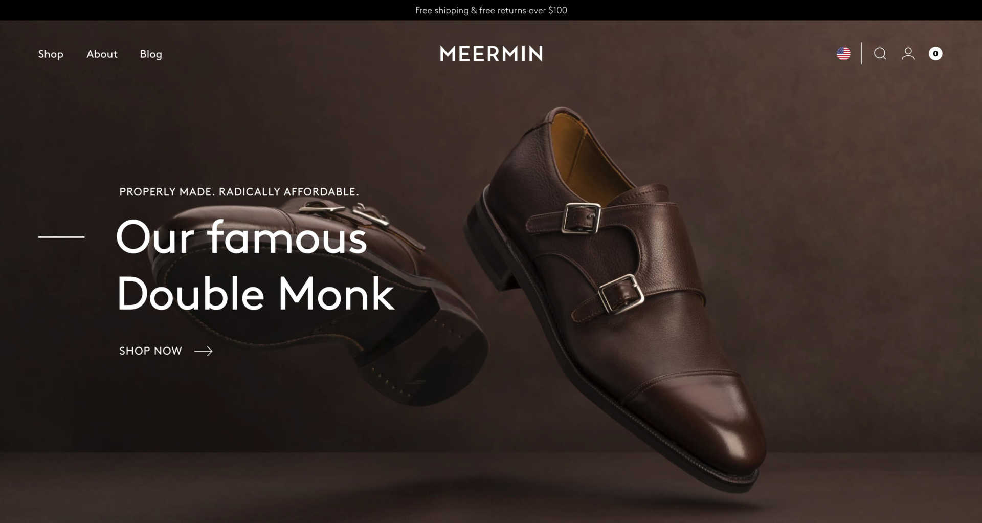Meermin Desktop Screenshot