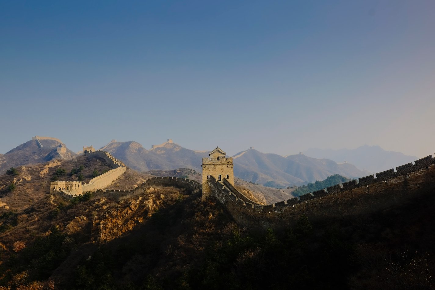 Selling in China on Shopify - Great Wall of China