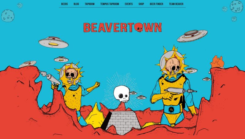 Best drinks brands on Shopify Beavertown Brewery