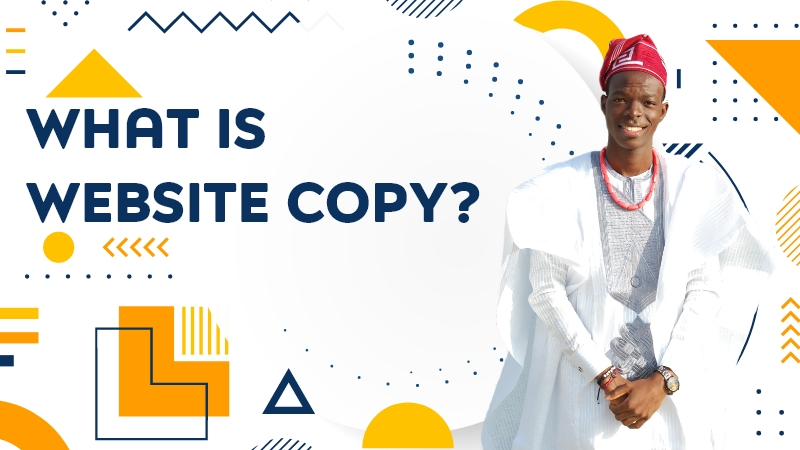 What Is Website Copy