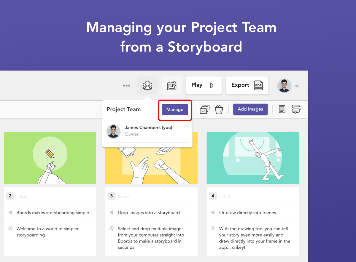 storyboard-project-team