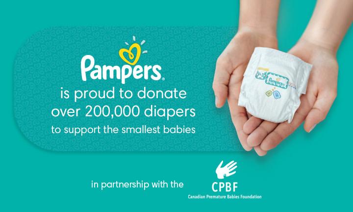 Pampers for Preemies