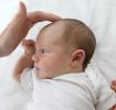 Baby soft spot