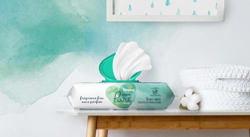 Pampers® Aqua Pure™
