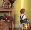 Time-out-disciplining-a-toddler