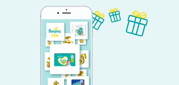 Pampers Club App