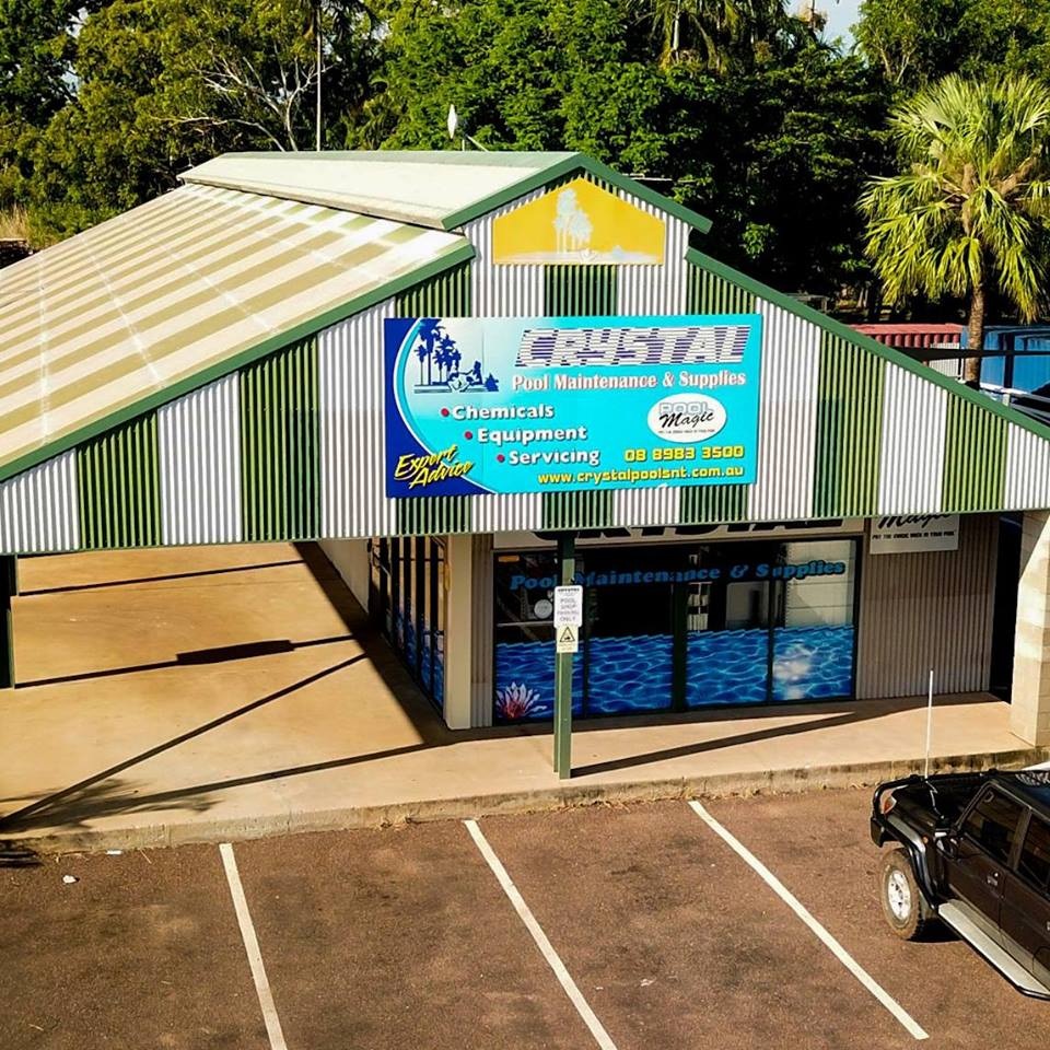 Crystal Pool Maintenance and Supplies Store