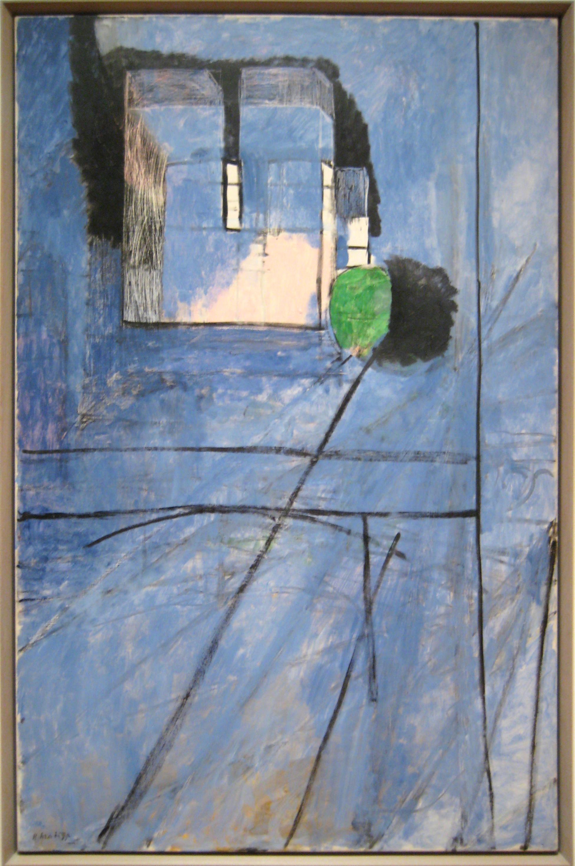 Henri Matisse: View of Notre Dame (1914)