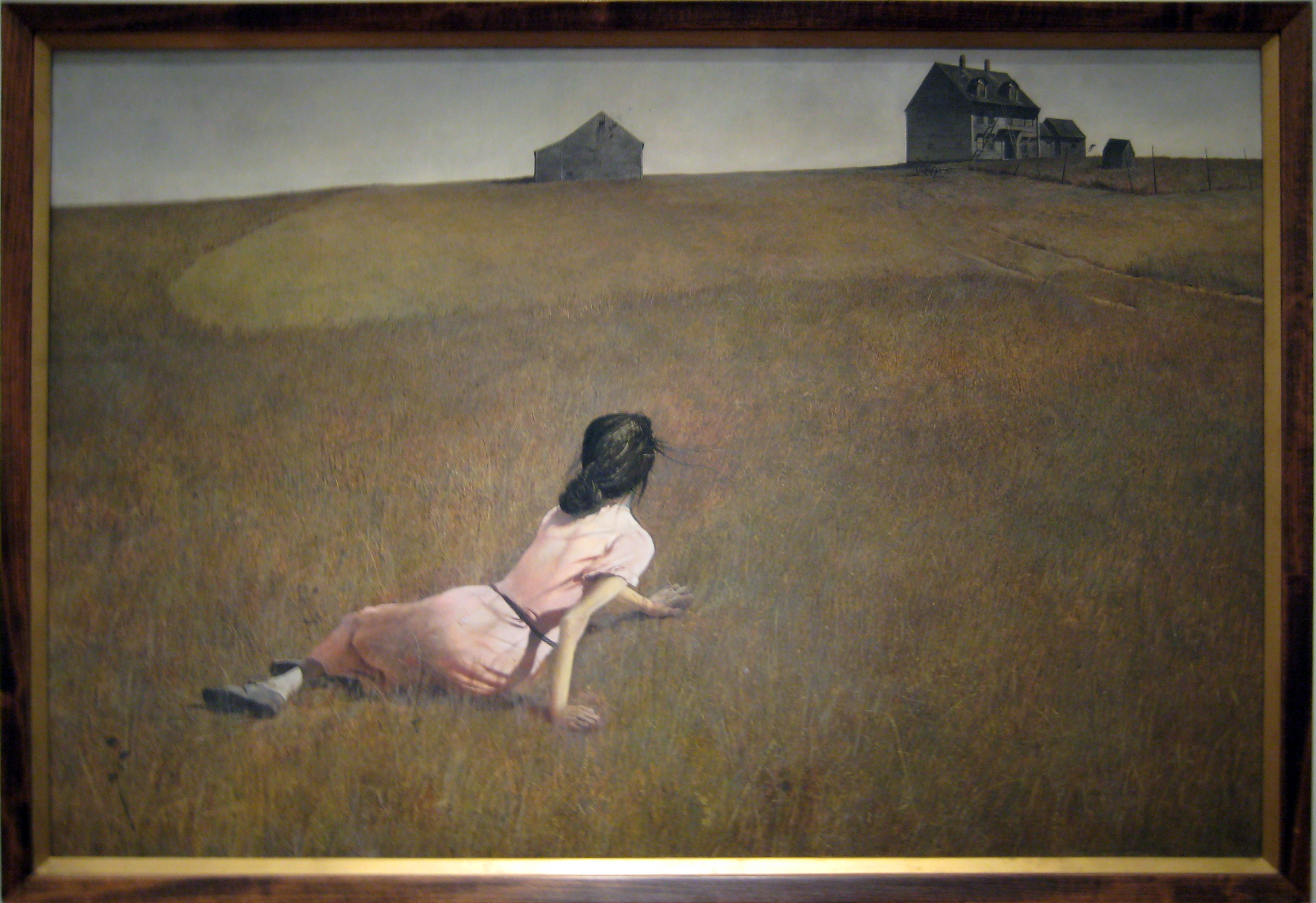 Andrew Wyeth: Christina's World (1948)