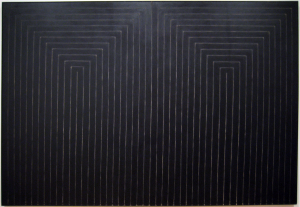 Frank Stella: The Marriage of Reason and Squalor, II