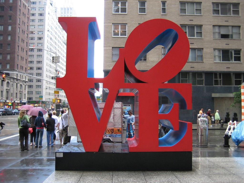 Robert Indiana: Love