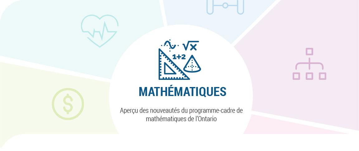 Référentiels des processus mathématiques