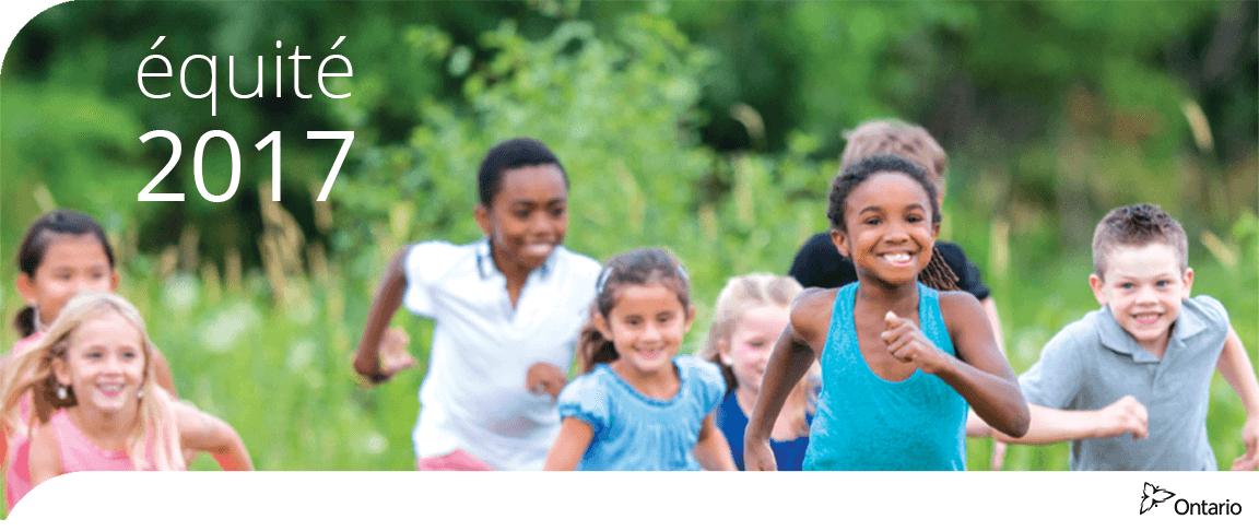 Plan d'action en matière d'équité en éducation (2017)
