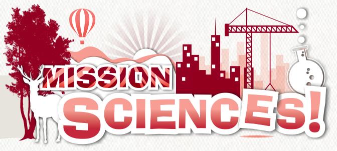 Mission sciences! - 5<sup>e</sup> année