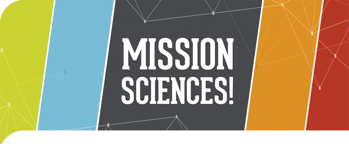 Mission sciences! &ndash; 1<sup>re</sup> ann&eacute;e