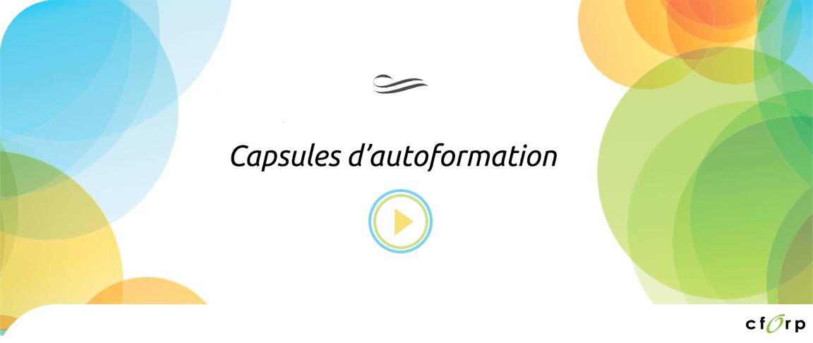 Capsules d'autoformation - La grammaire nouvelle