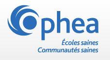 Ophea, Écoles saines, Communautés saines