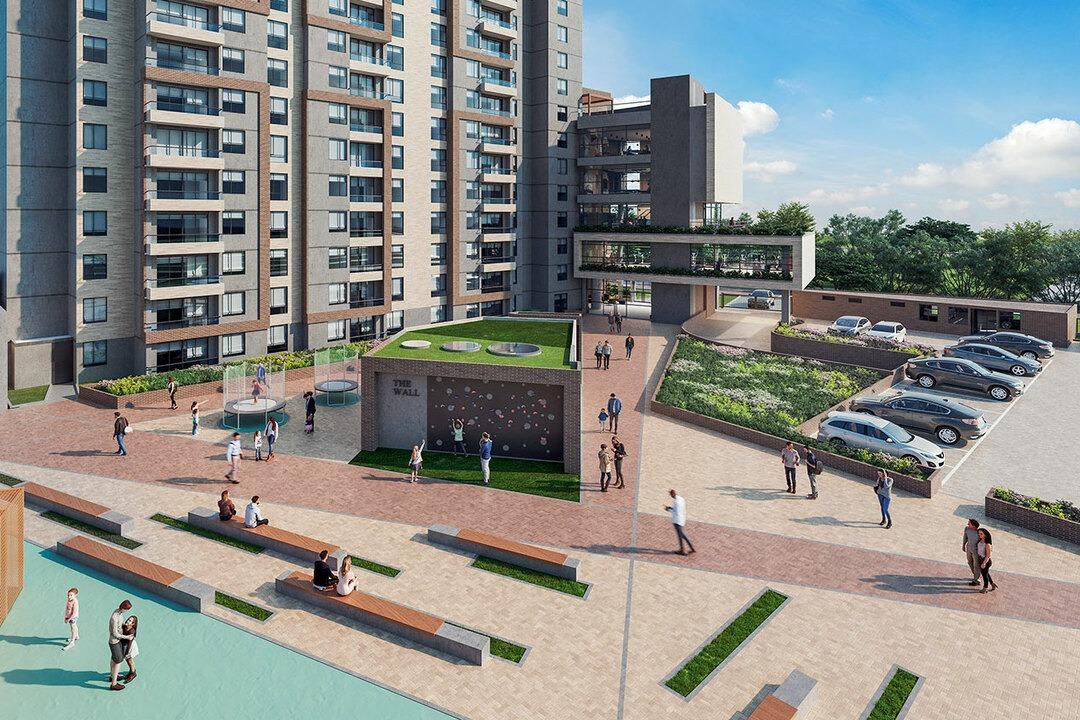 Así se renovará el occidente de Bogotá Proyectos Austro de Cuatro Vientos - La Haus