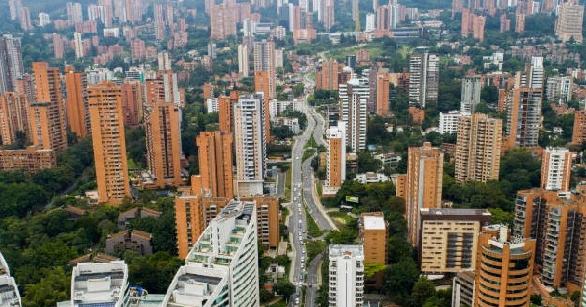 Mejores barrios para vivir en el Poblado