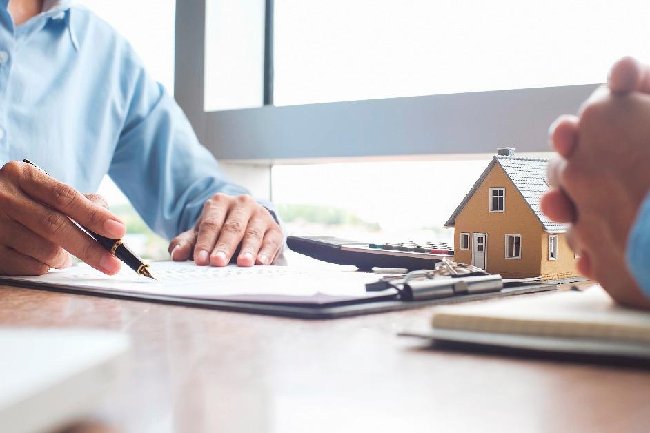 Información de tipos de créditos para vivienda