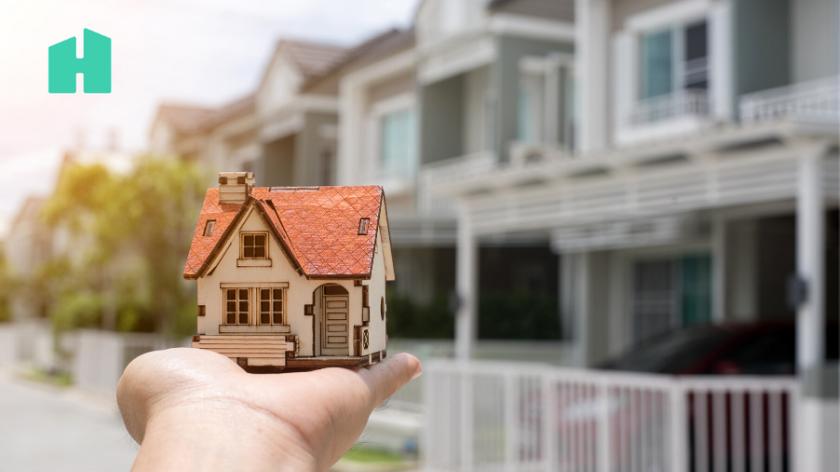 Las casas también se pueden asegurar
