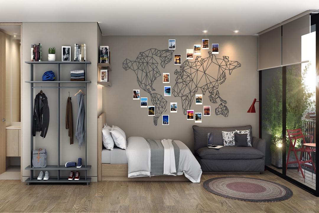 Microliving, smart homes  y otras tendencias de proyectos de vivienda - La Haus