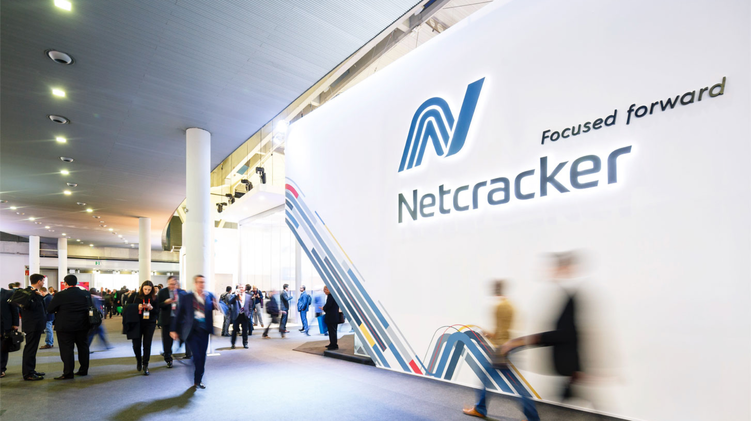 Netcracker Booth