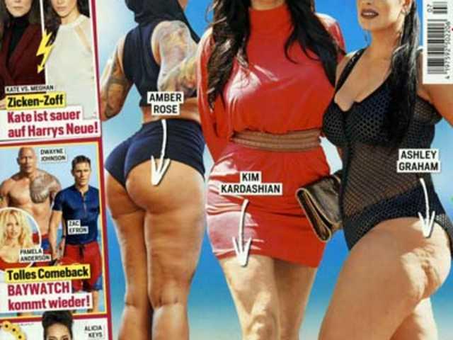 Ekelhaft fette menschen Das andere