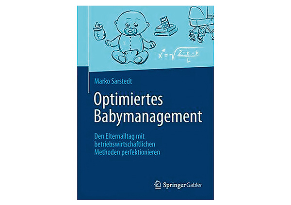 Buch optimirtes babymanagement