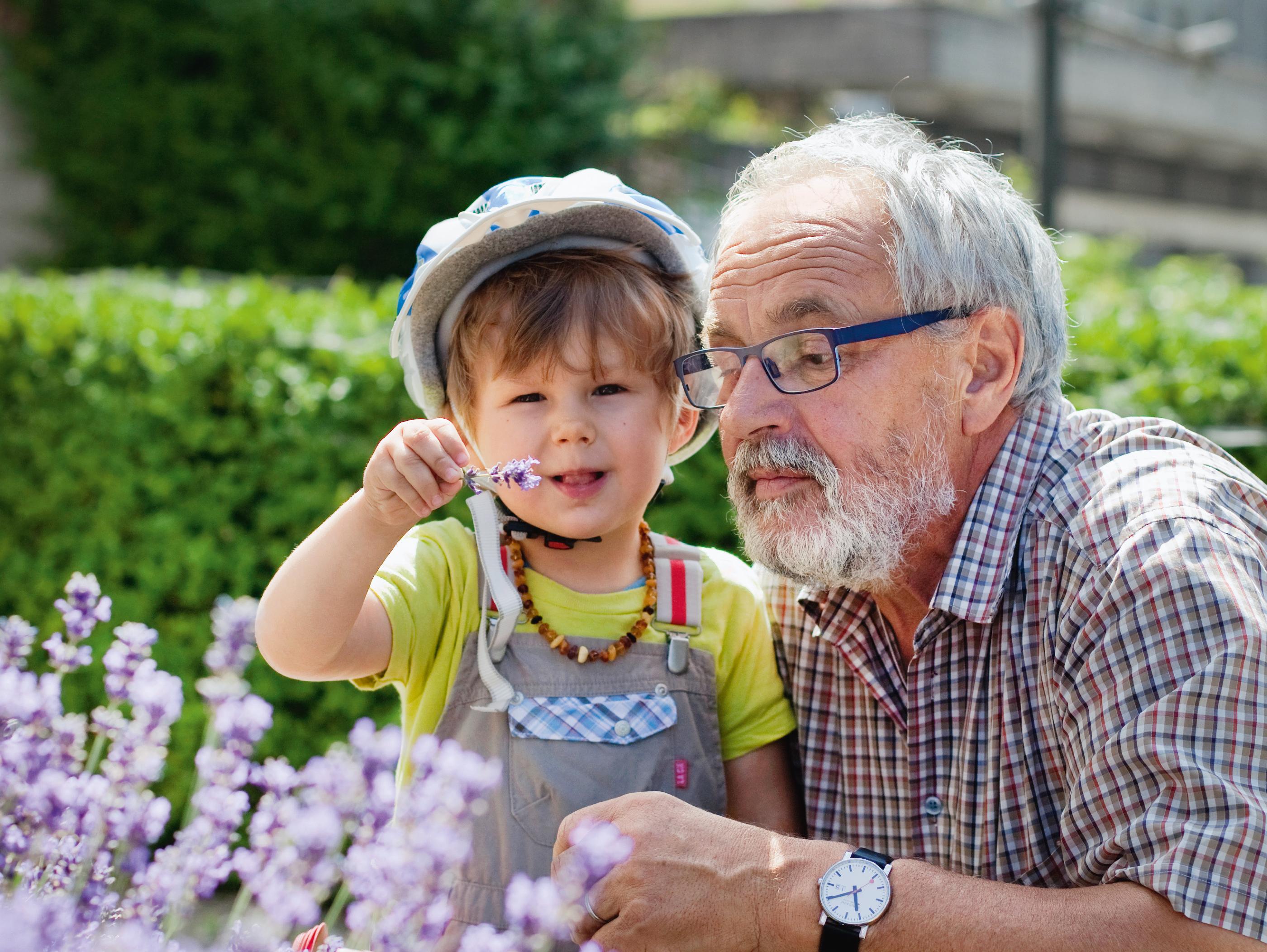 Opa ist die neue Oma — wireltern.ch