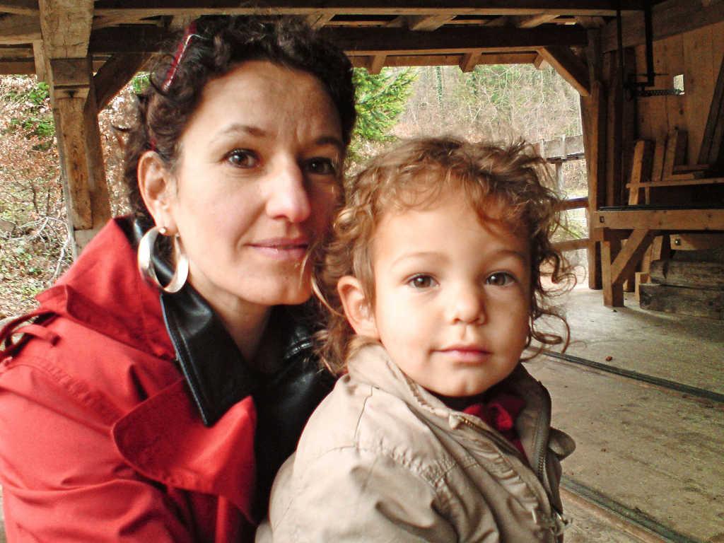 Lerne andere Schwangere oder Mütter von Kleinkindern kennen