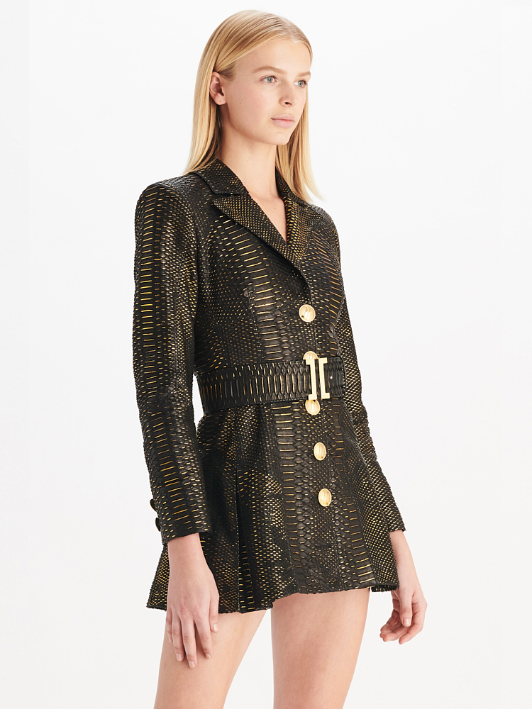LOOK11 P1 PYTHON JACKET DRESS 01