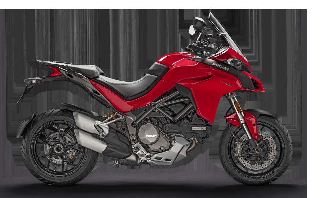 Ducati Multistrada 1260 - ¡no es una moto, es una multimoto!