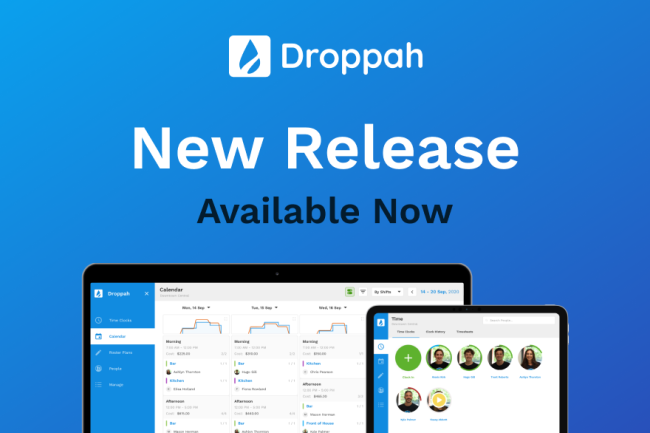 Droppah New Release | Available Now | Blog - Product Update