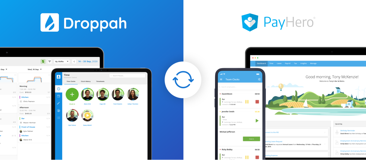PayHero Integration | Droppah