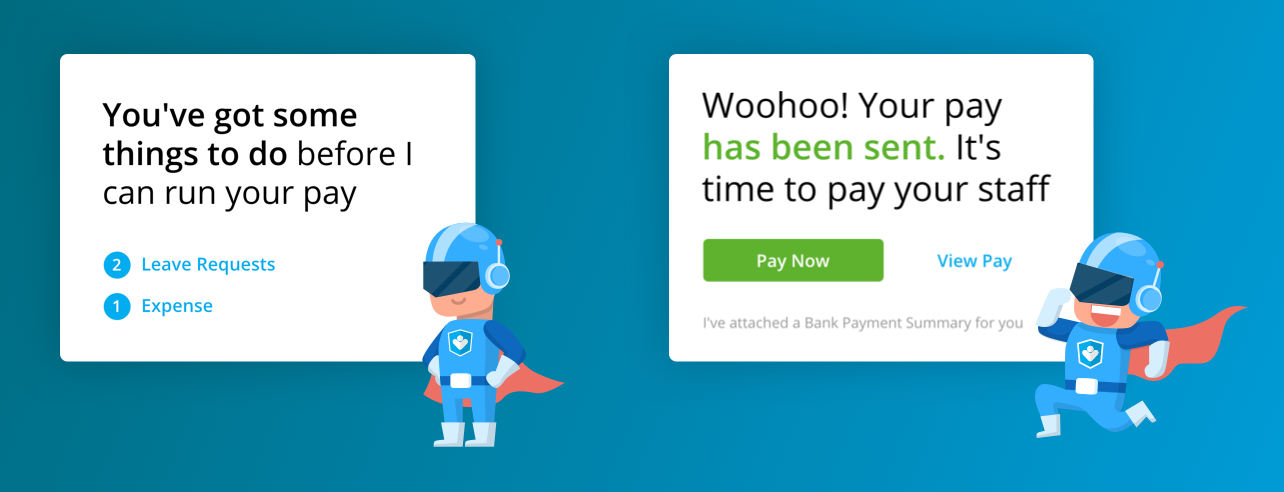 Payroll AutoPilot Messages | PayHero